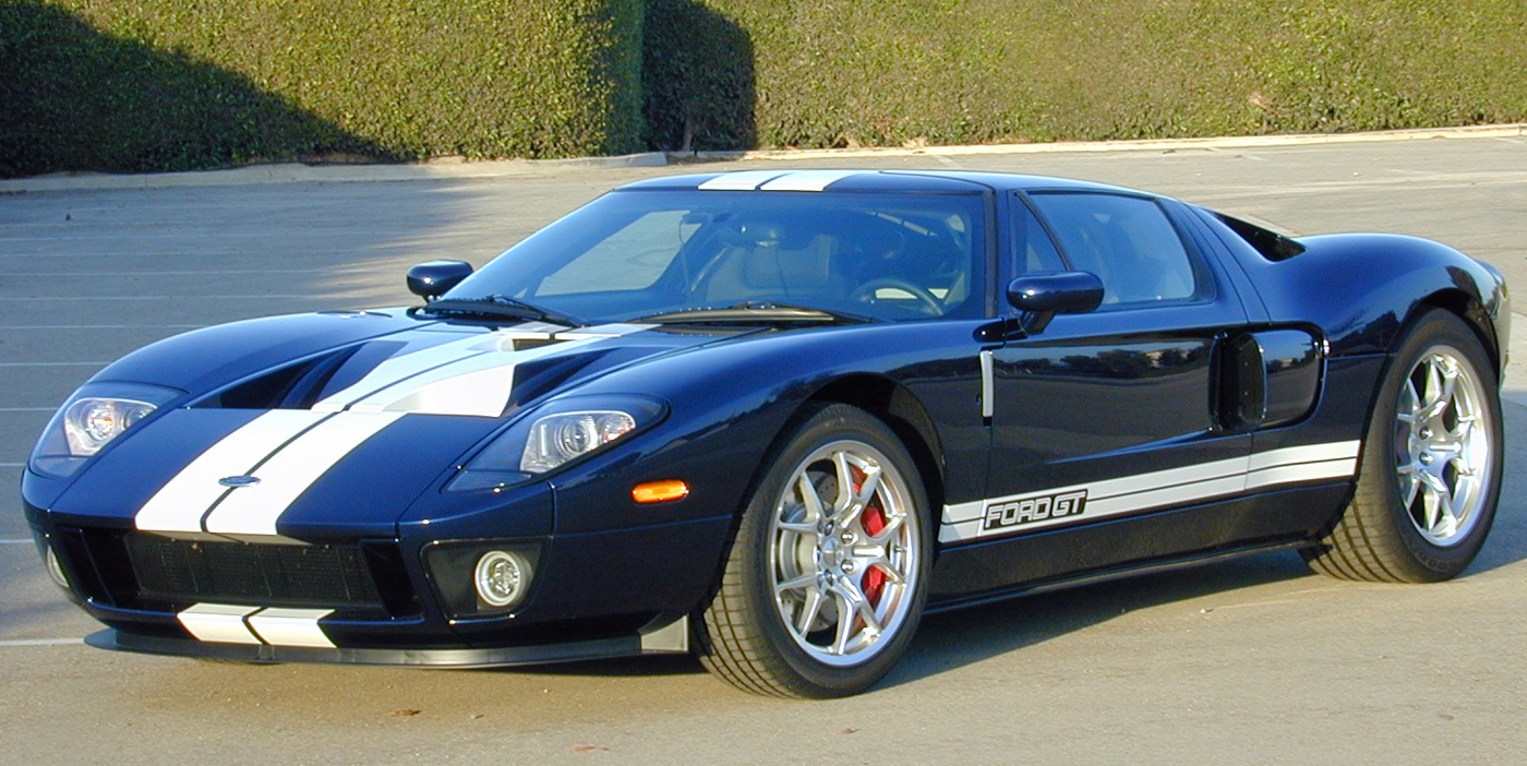 2005 Ford GT in Camarillo