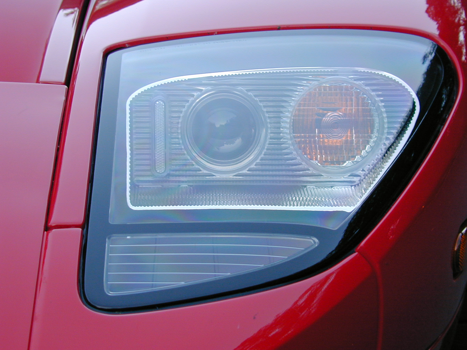 2005 Ford GT Headlight