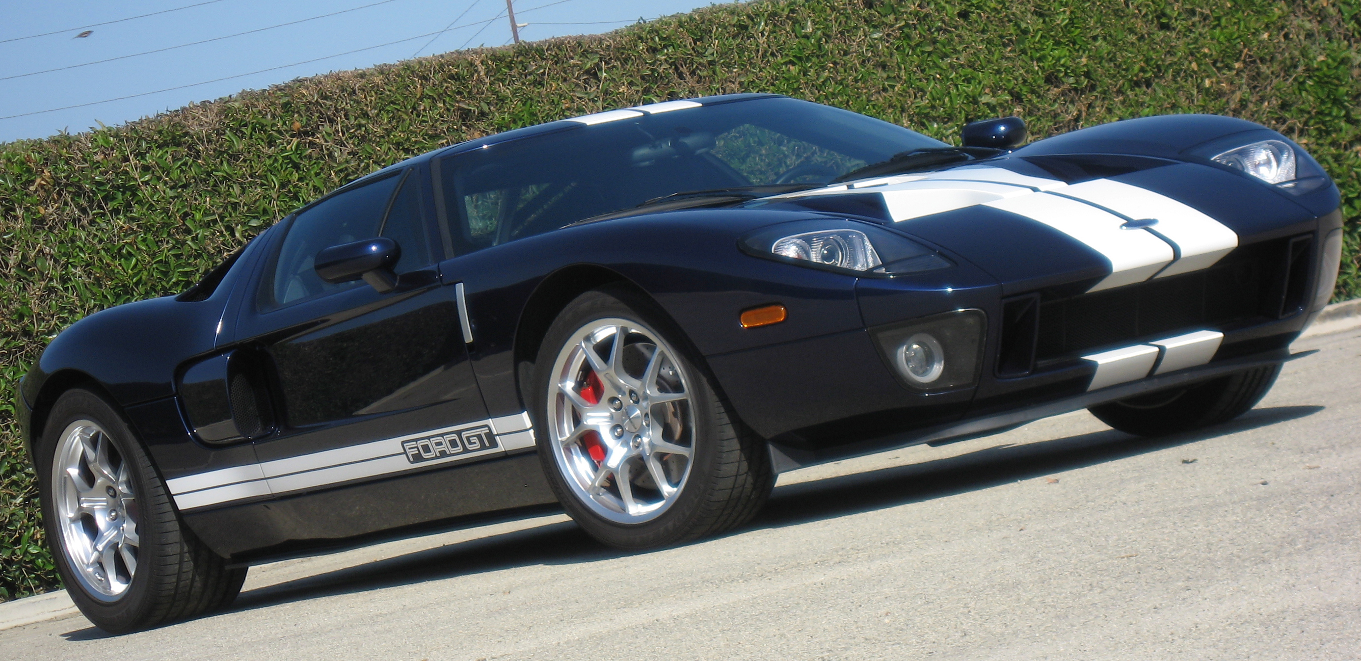 2005 Ford GT Long Term Front