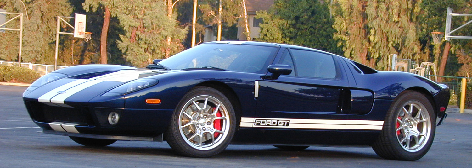 2005 Ford GT Long Term Introduction