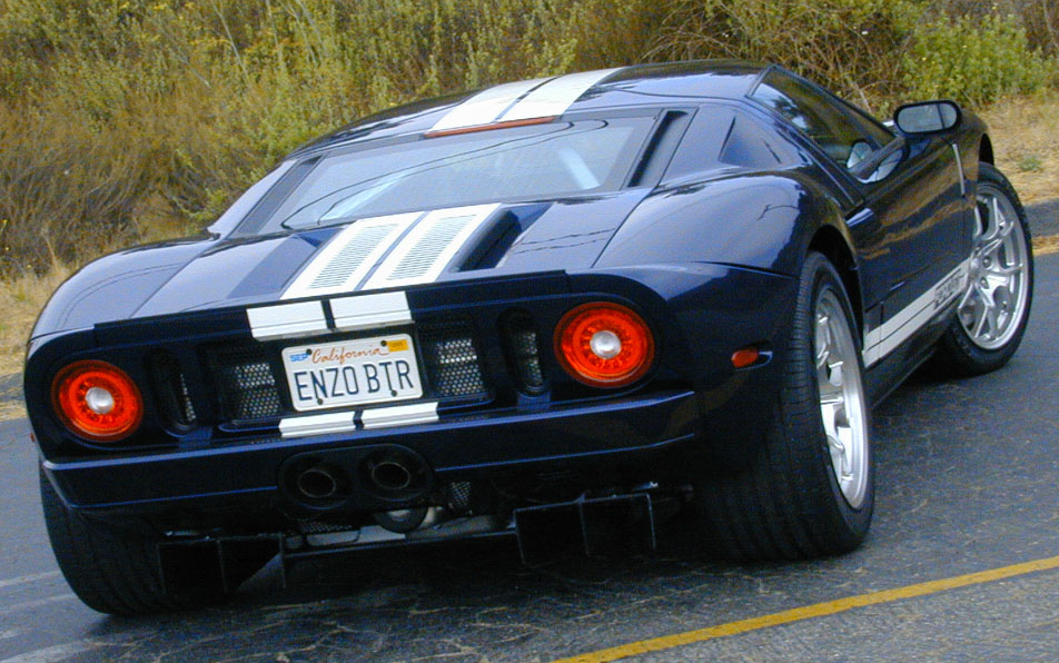 2005 Ford GT First Photo