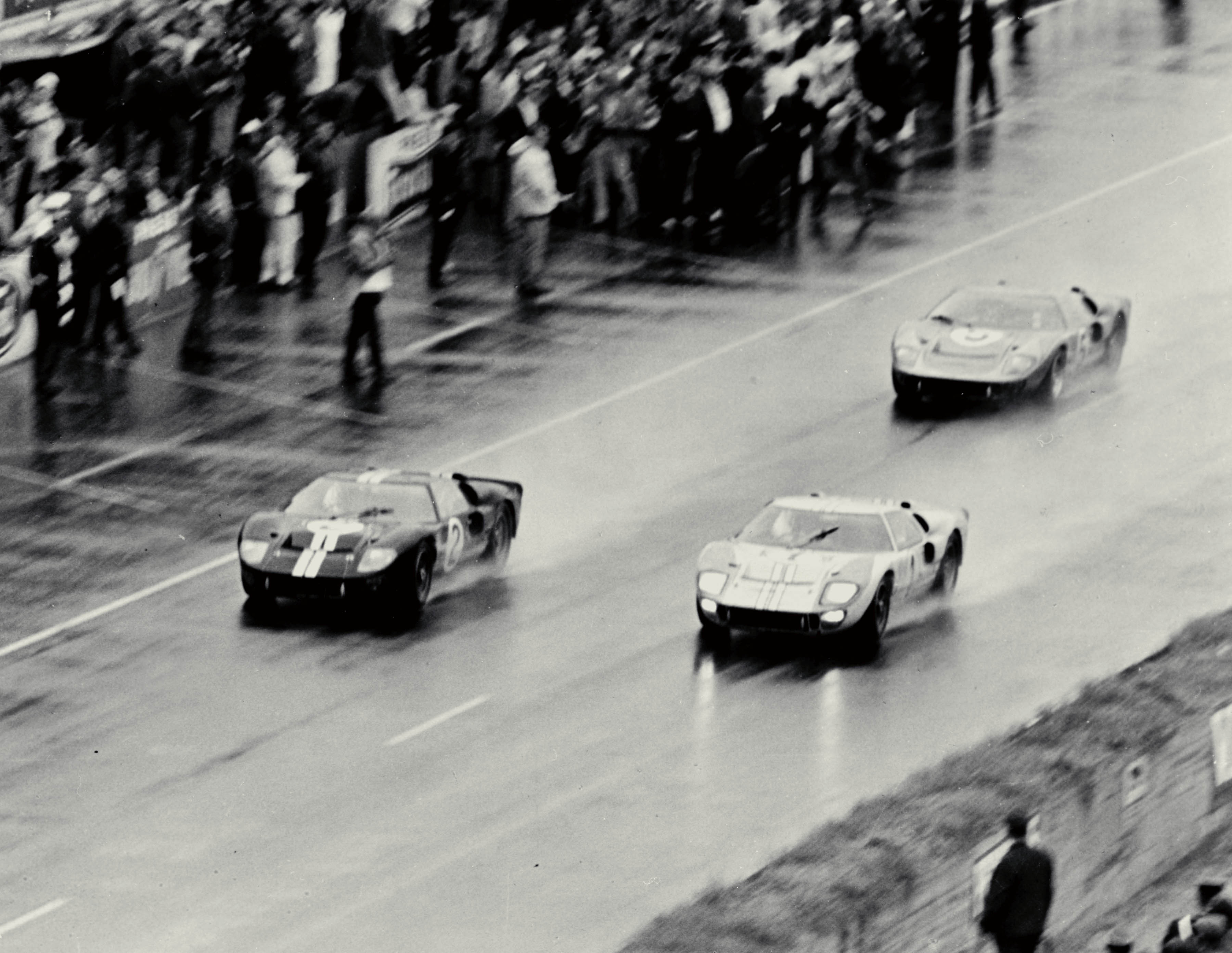 Ford GT40 1966 Le Mans Victory