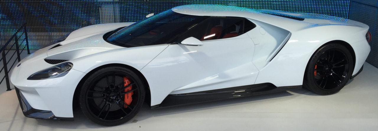 Ford GT Concept Le Mans