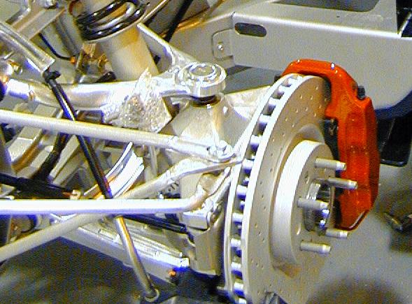 2005 Ford GT Long Term Billet A-Arm