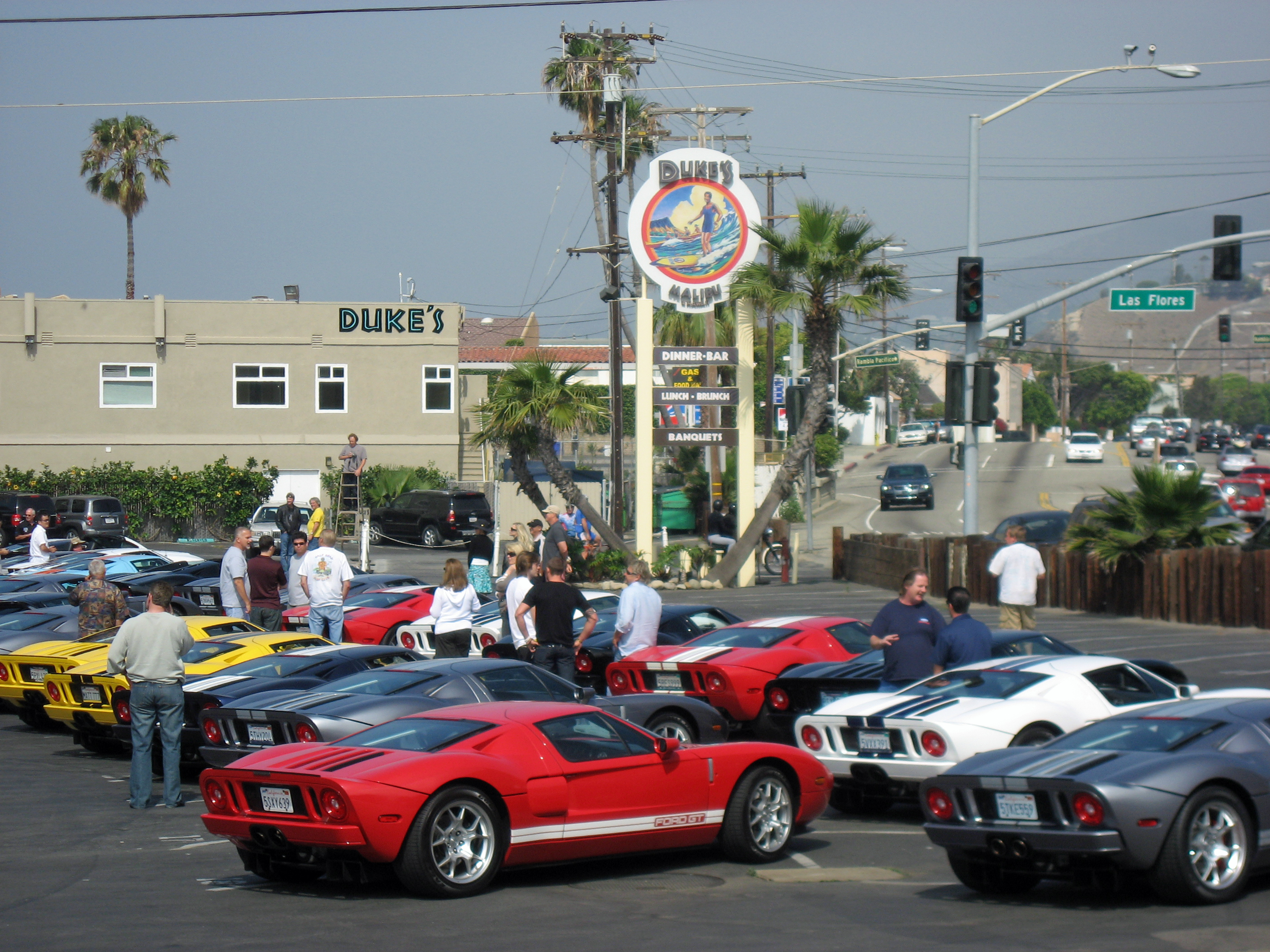 2005 Ford GT Long Term California Owners Rally