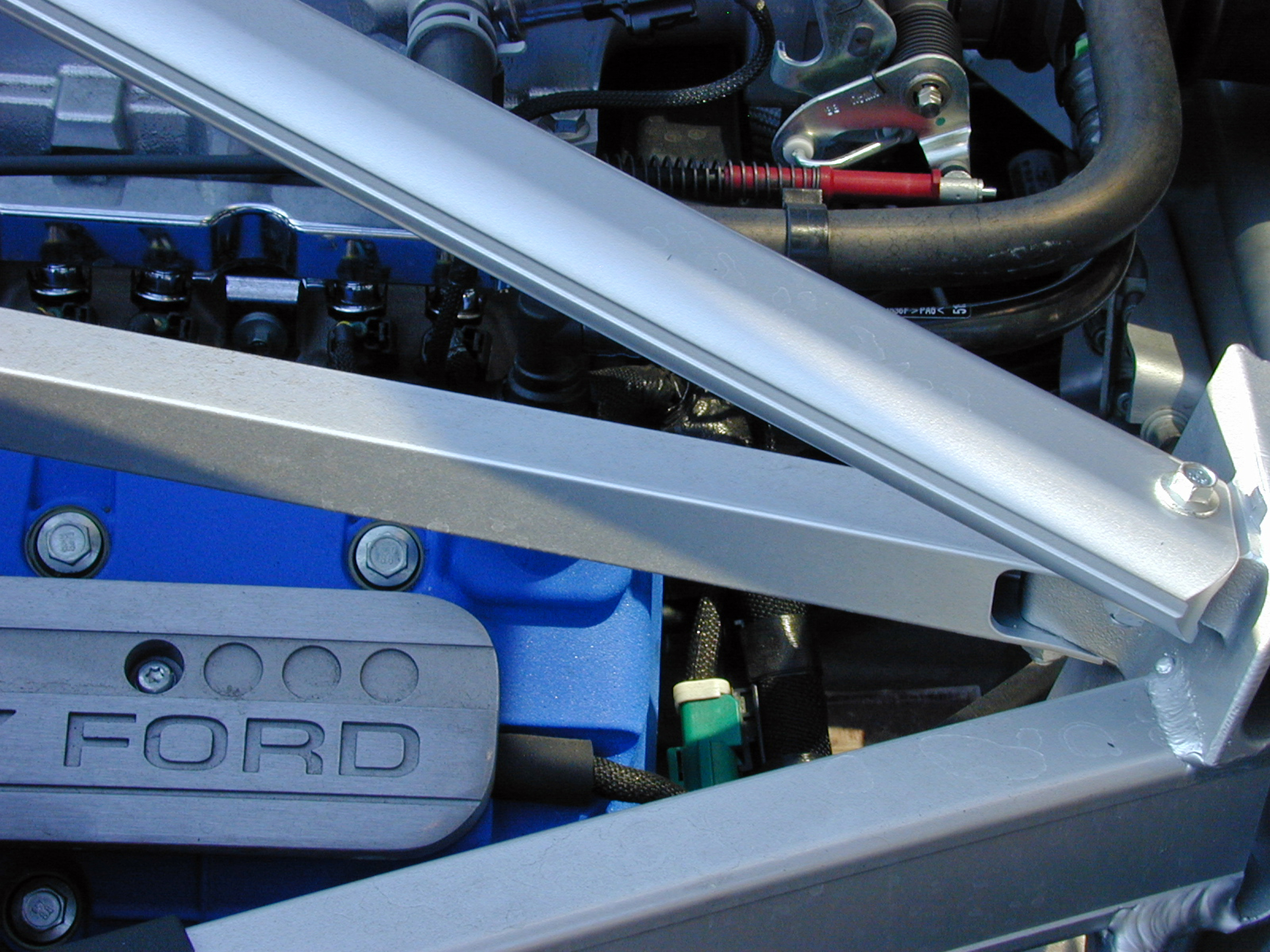 2005 Ford GT Long Term Engine Stall