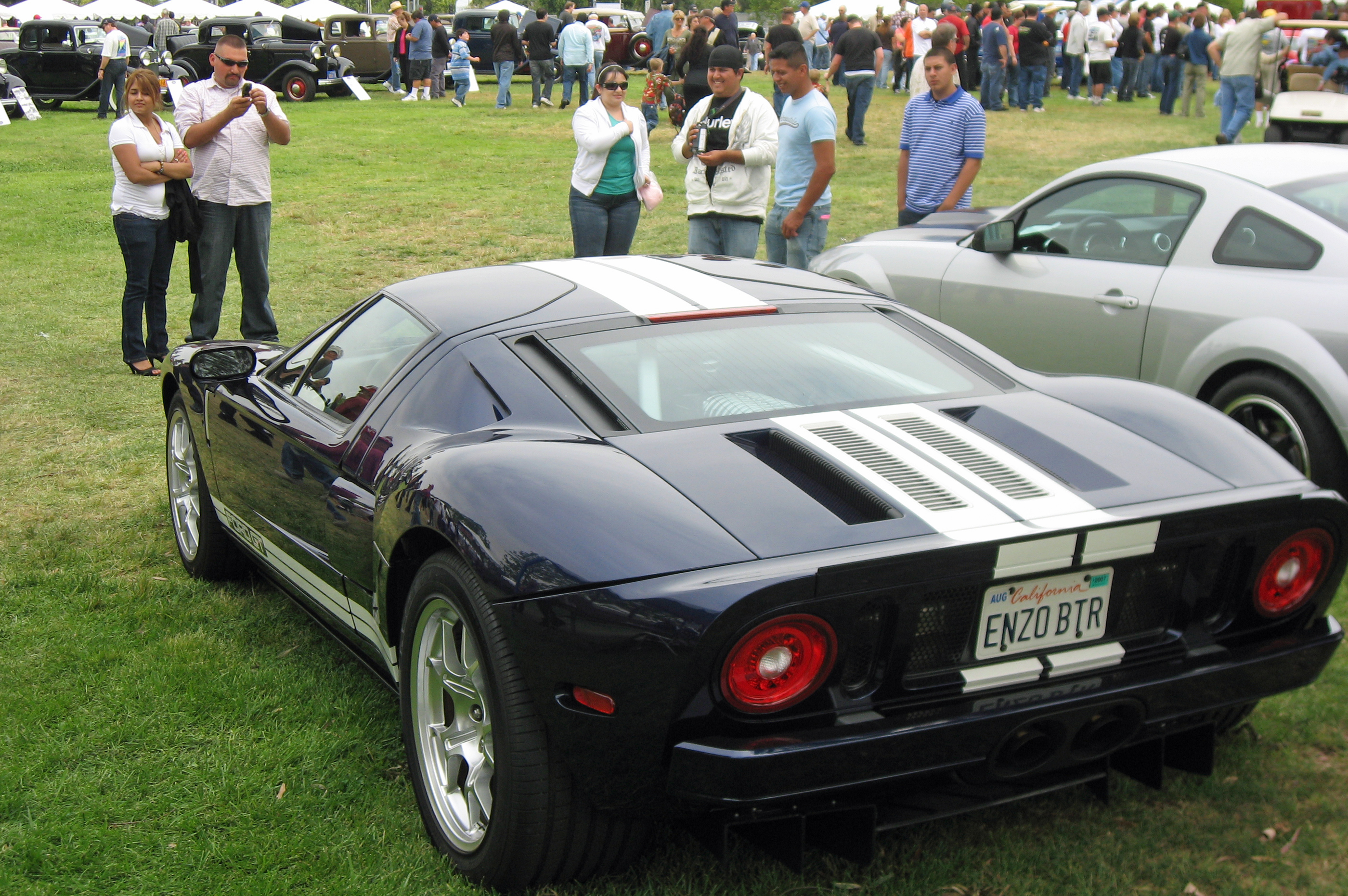 2005 Ford GT Long Term Fabulous Fords Forever