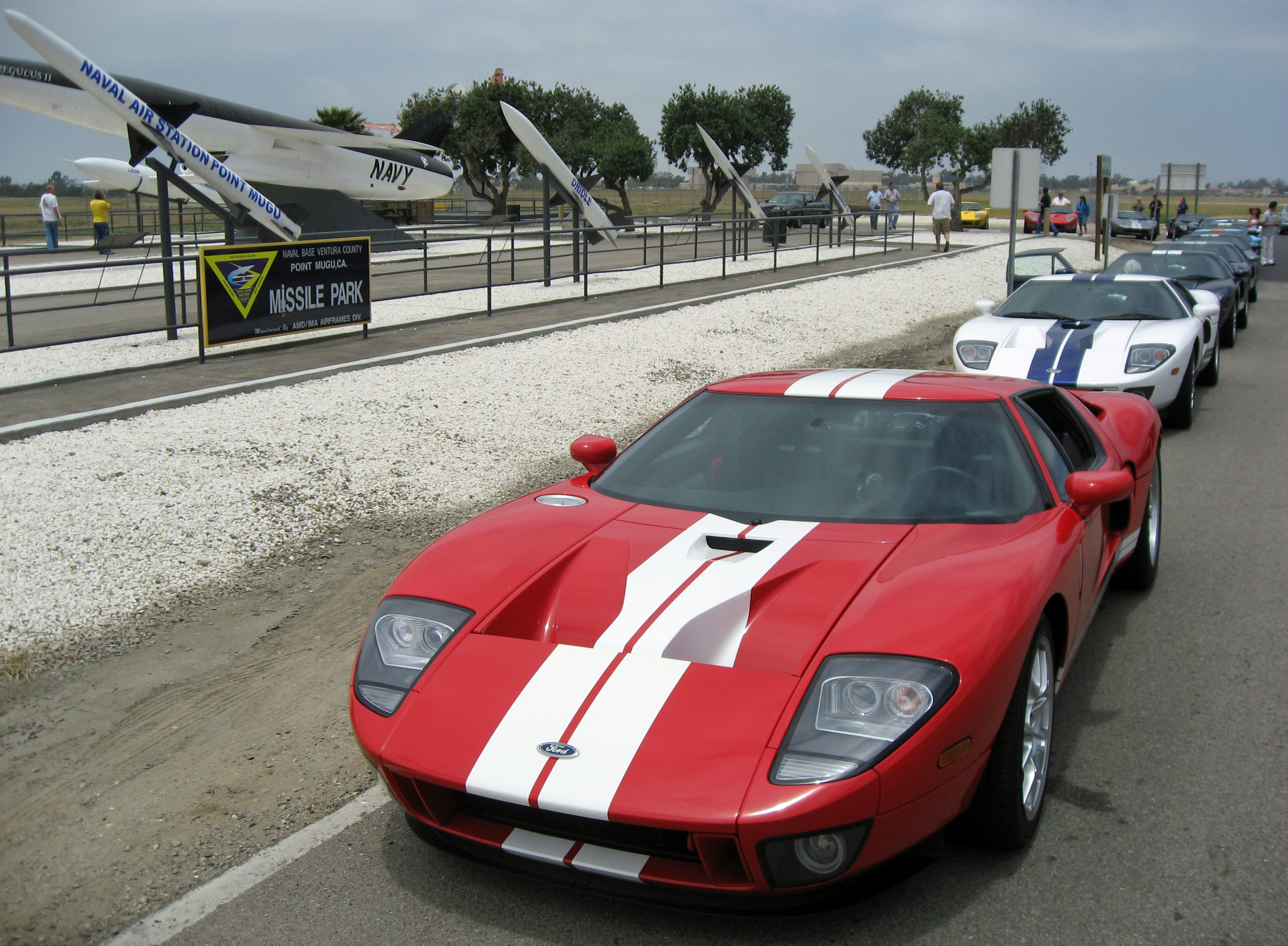 2005 Ford GT Long Term Rally Point Magu