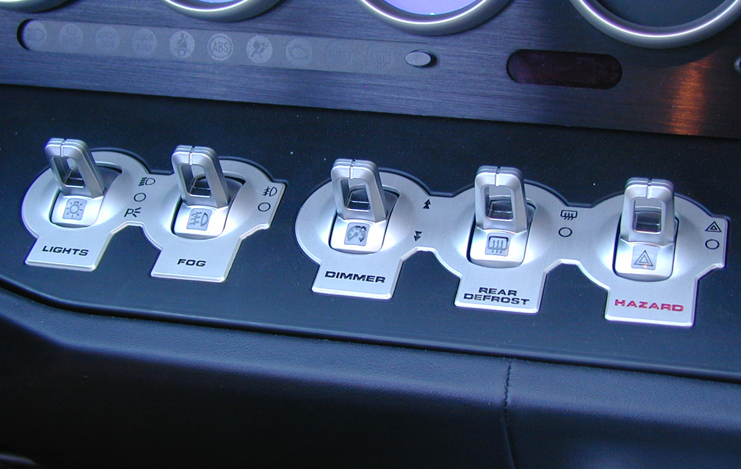 2005 Ford GT Long Term Switch