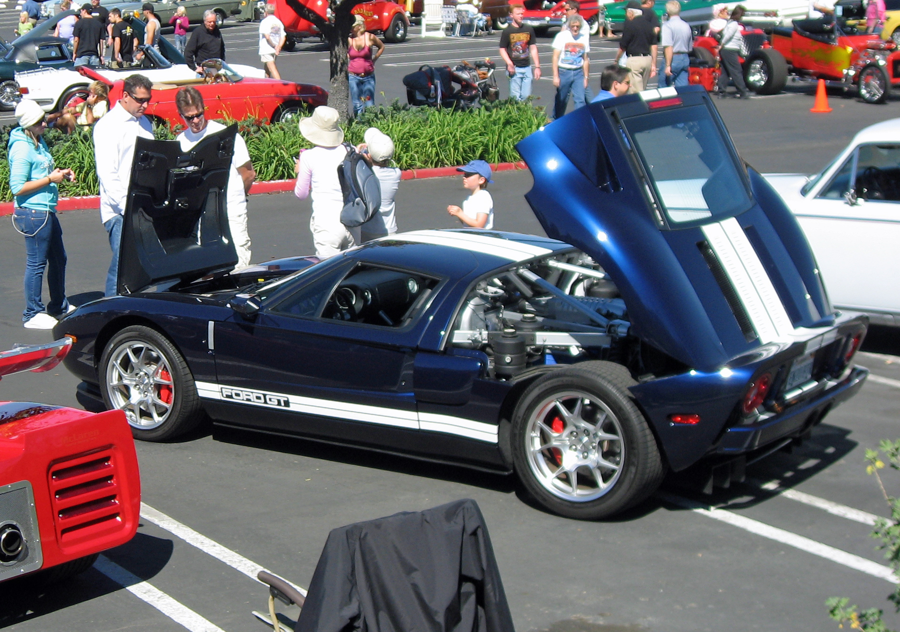 2005 Ford GT Long Term Westlake Car Show