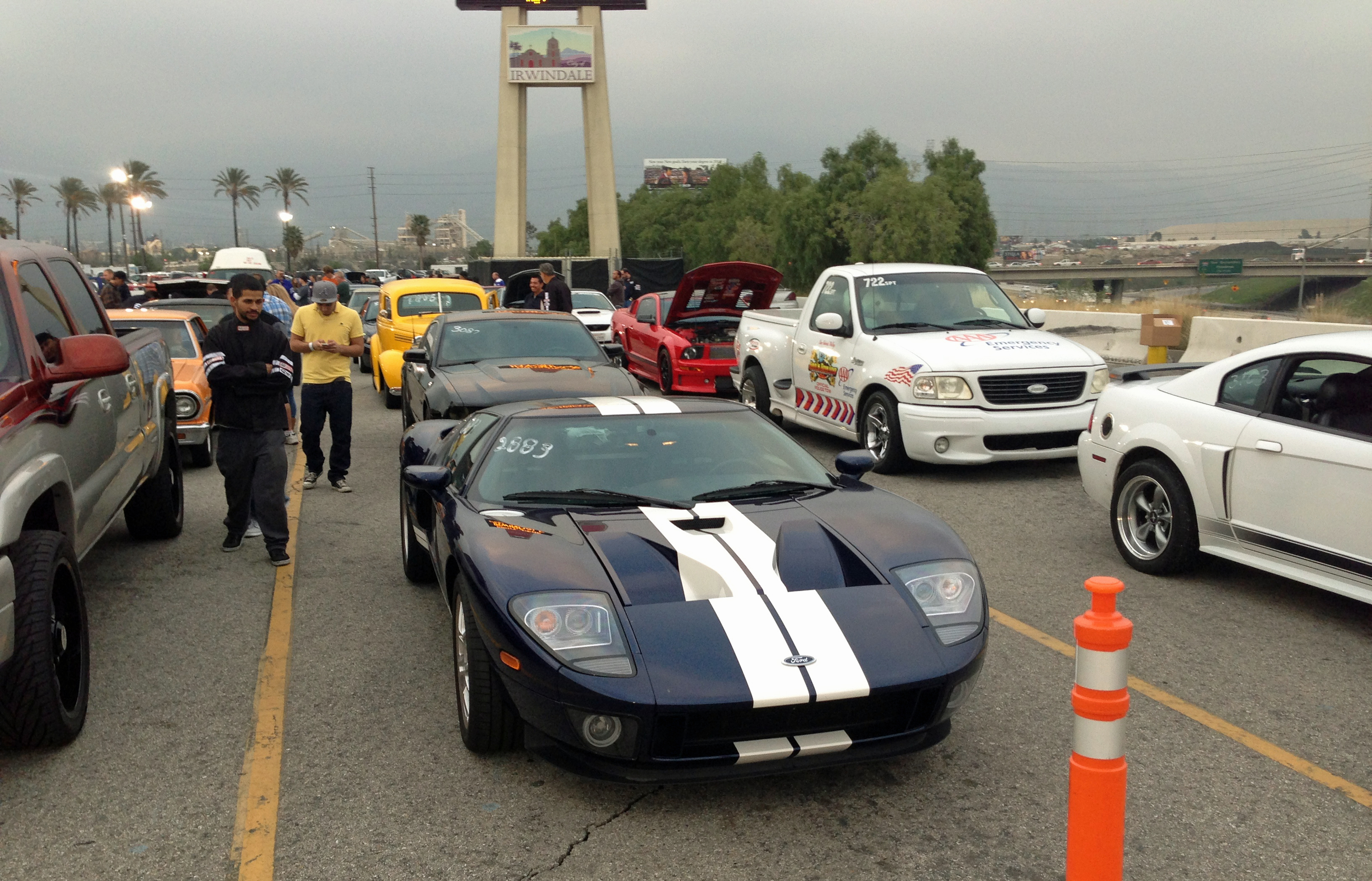 2005 Ford GT Dragstrip