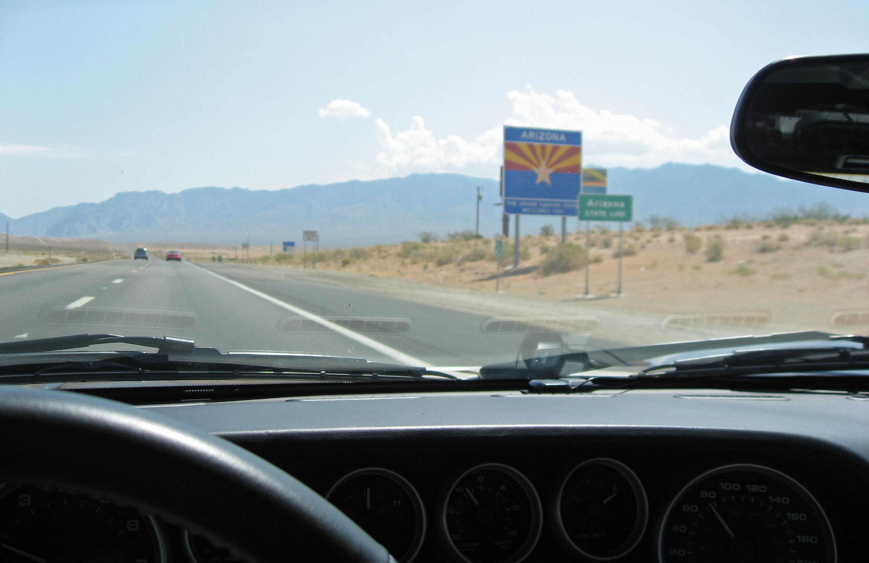 2005 Ford GT Long Term Reunion Arizona