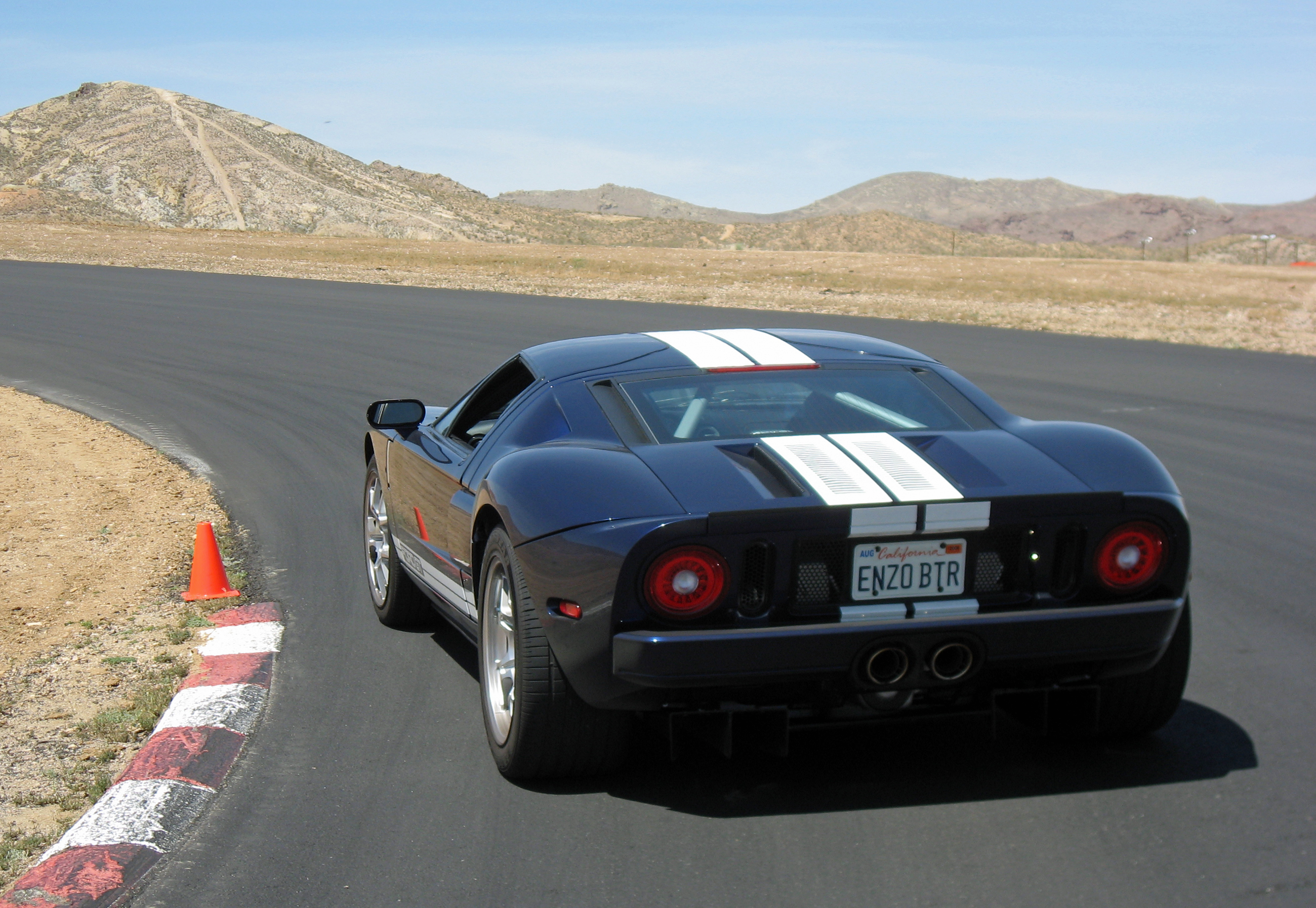 2005 Ford GT Long Term Wrap Up Track