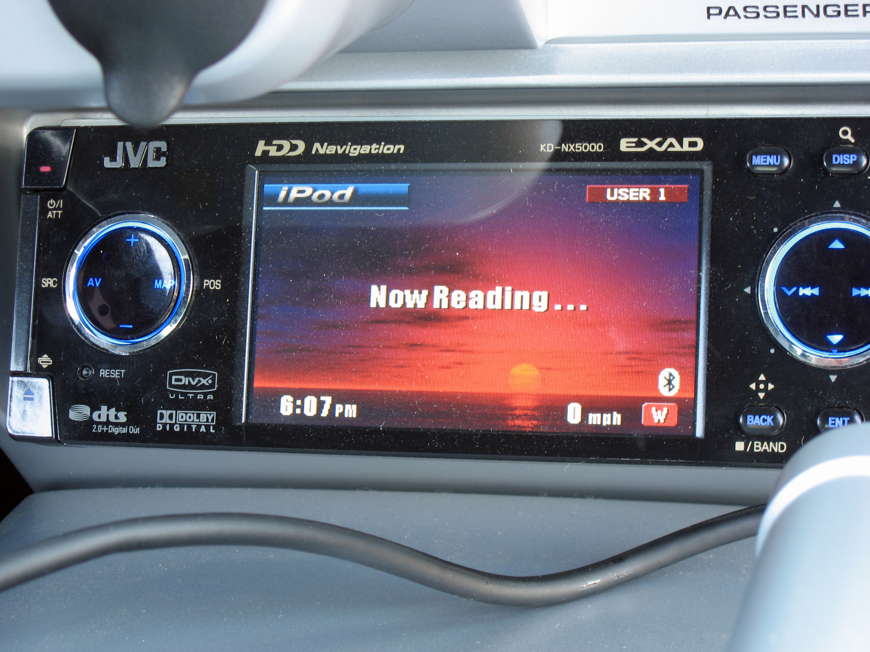 2005 Ford GT Long Term iPhone Reading