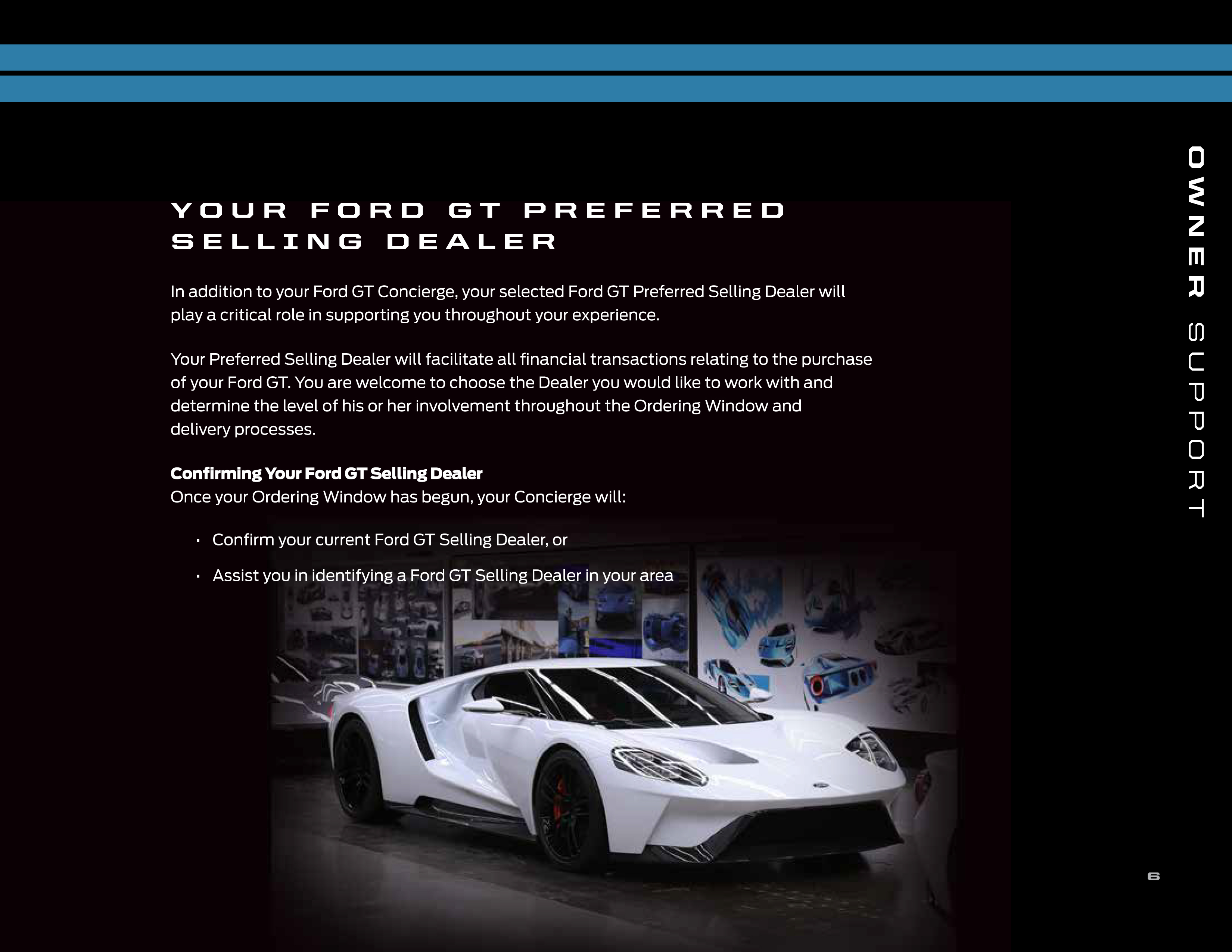 Ford Gt Us Welcome Guide