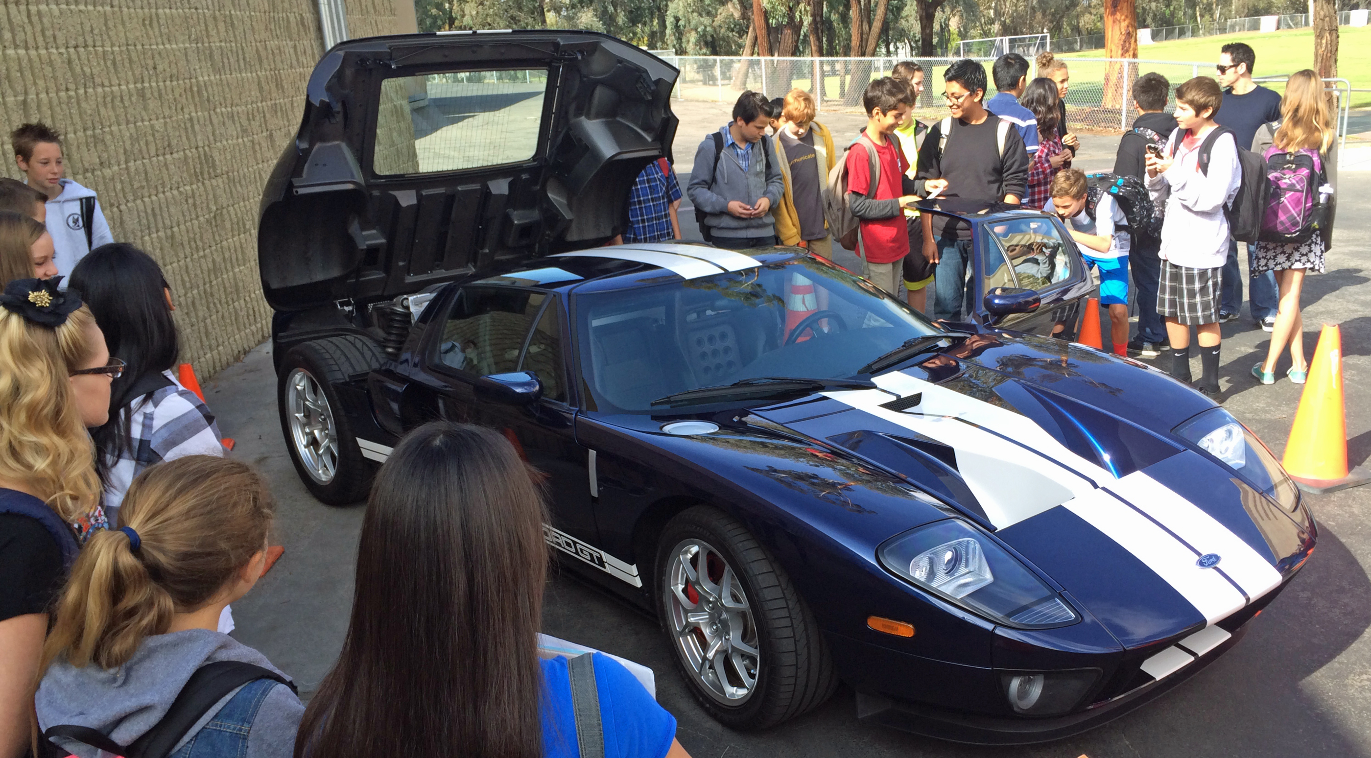 Ford GT Career Day