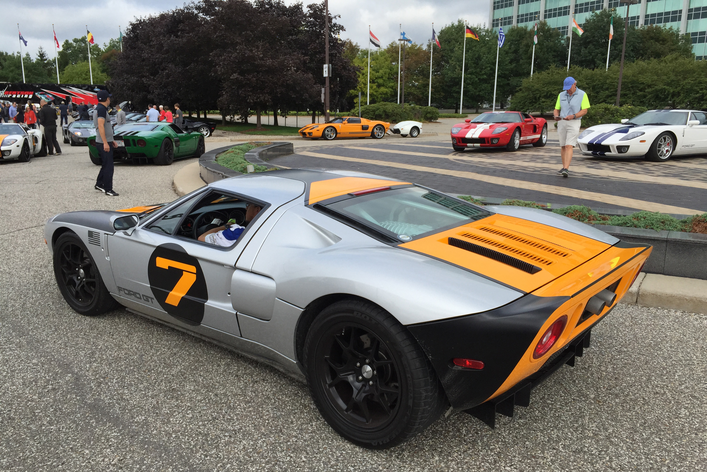 Ford GT Owners Rally 10 Signature 7