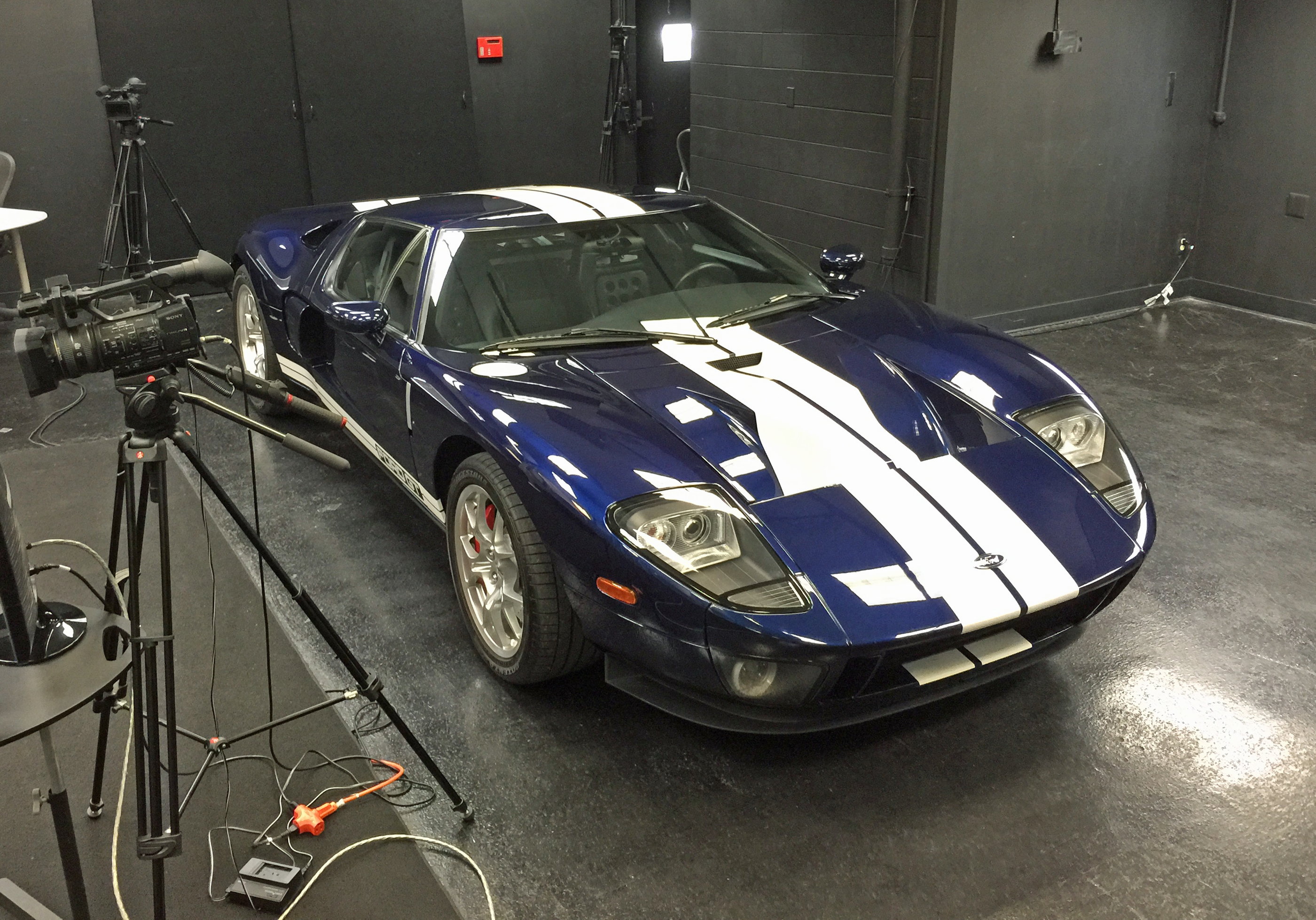Ford GT Owners Rally 10 Studio