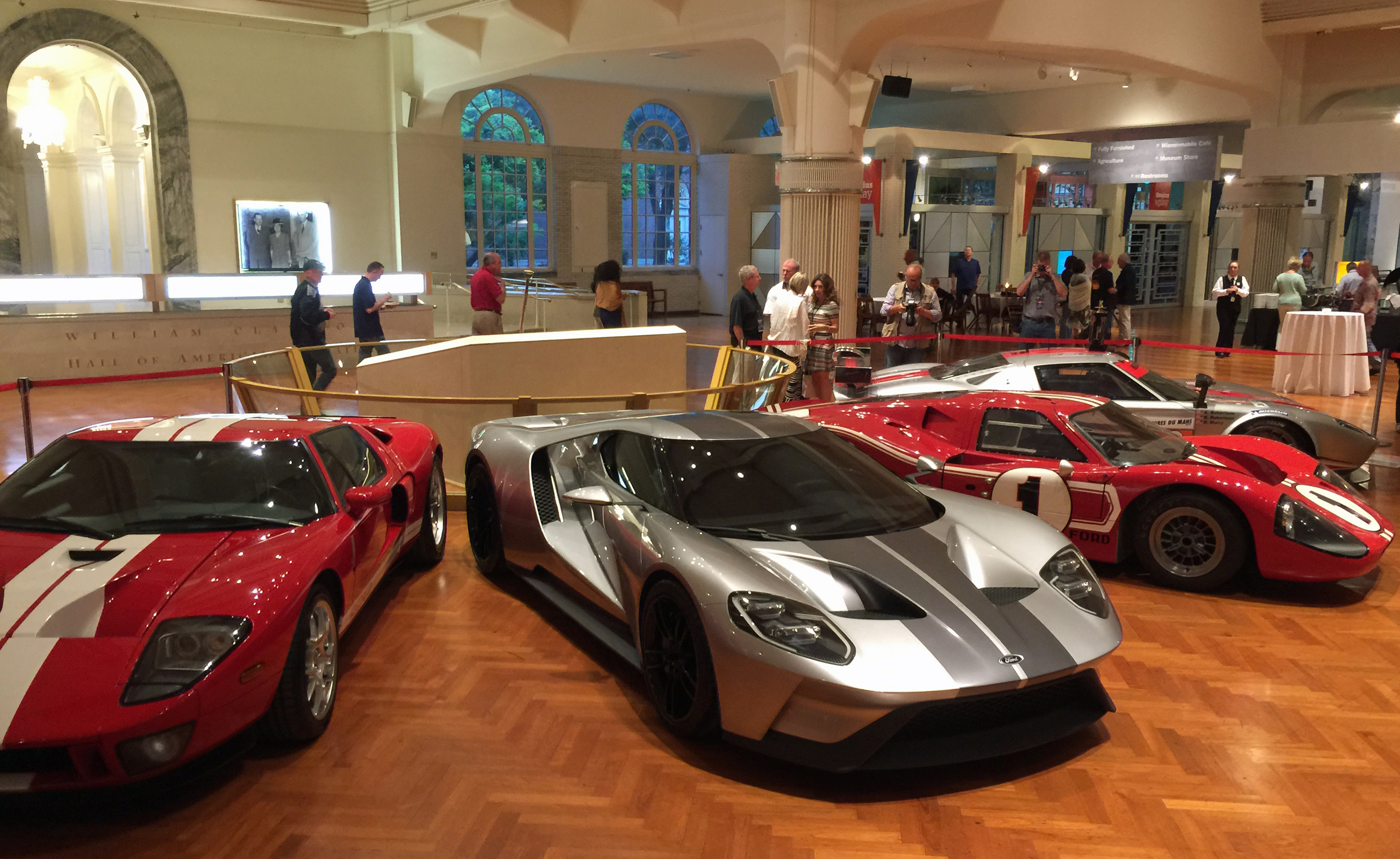 Ford GT Owners Rally 10 The Henry Ford
