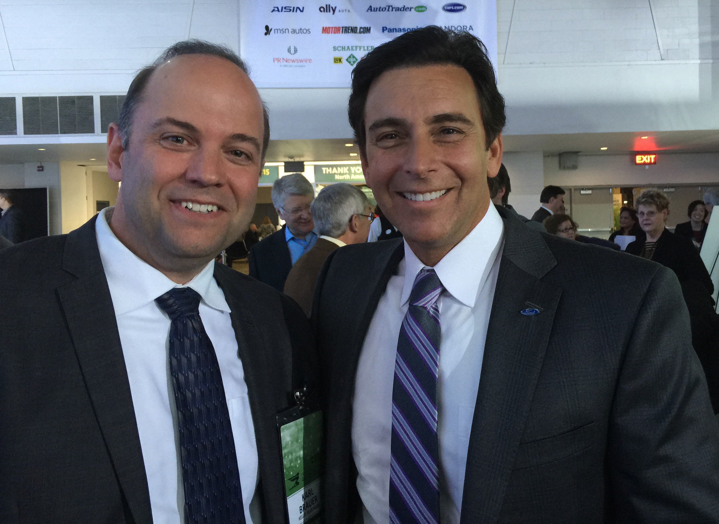 New GT Mark Fields Detroit Auto Show