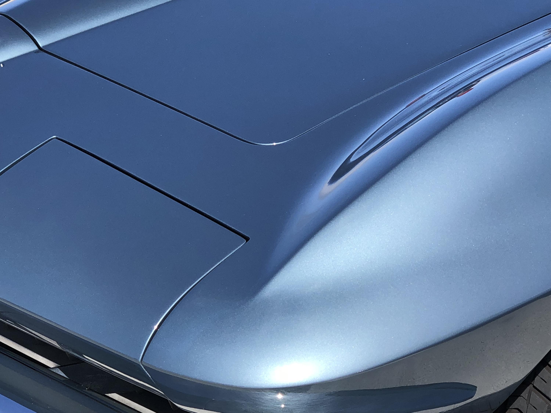 1967 Chevrolet Corvette Lynndale Blue Hood