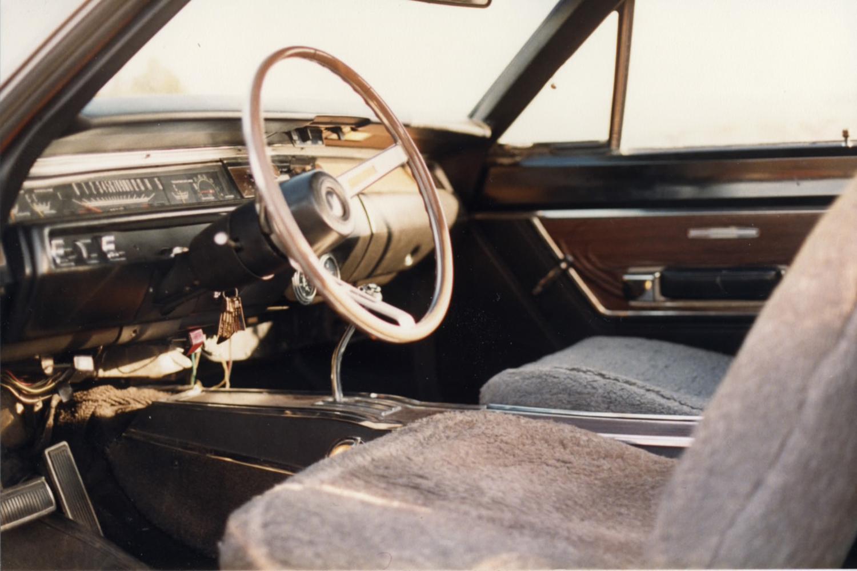 1969 Plymouth GTX Interior