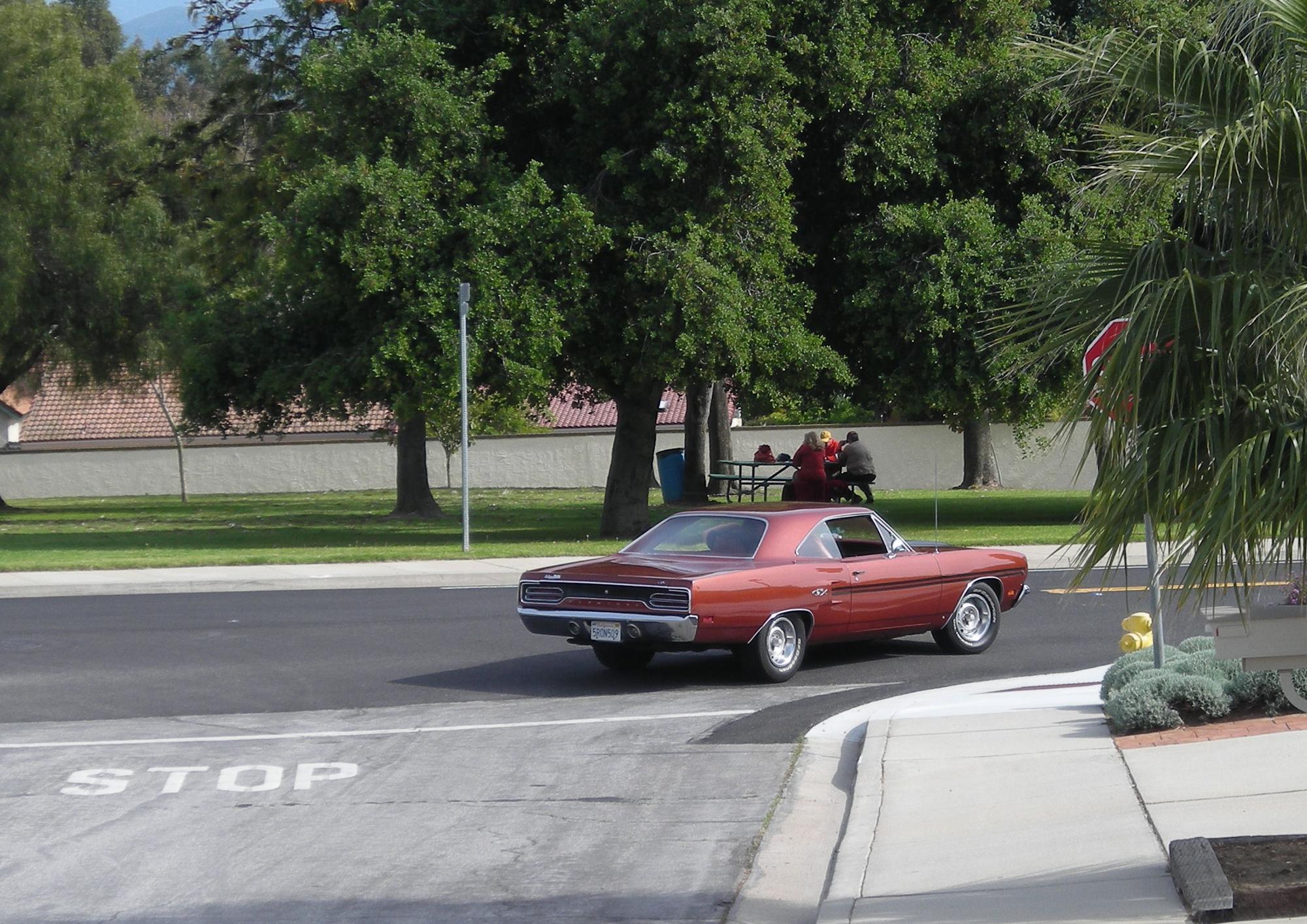 1970 Plymouth GTX Last Shot