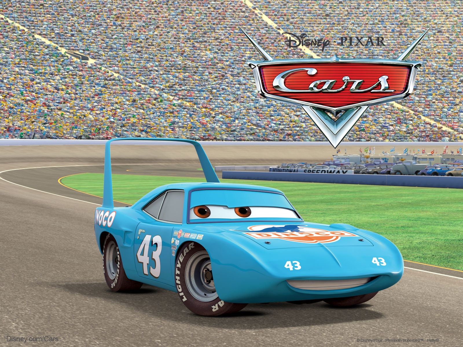 King-Pixar-Cars-Petty-Blue