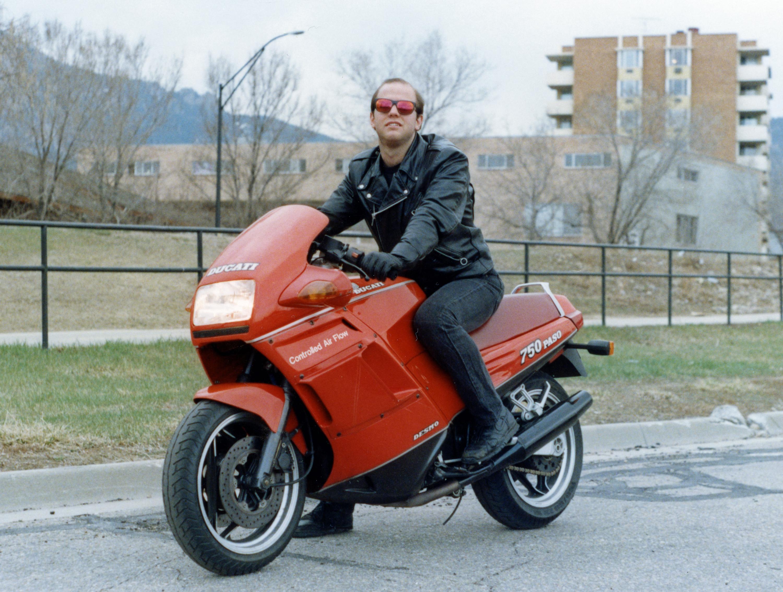1987 Ducati Paso Karl