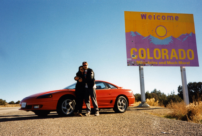 1991 Dodge Stealth RT Twin Turbo Colorado