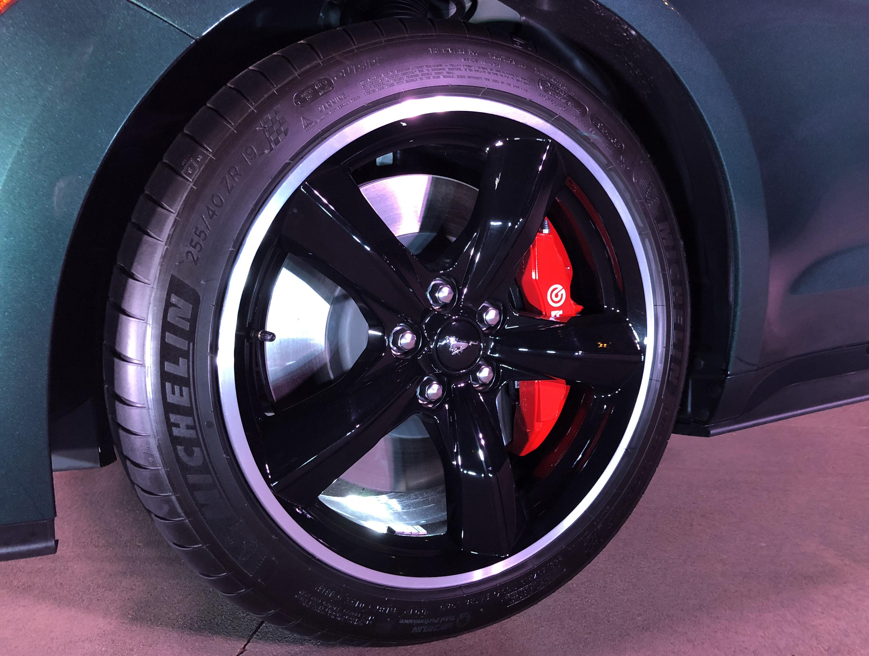 2019 Ford Mustang Bullitt Wheel