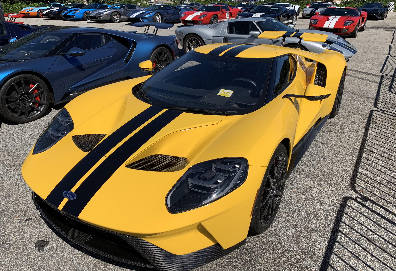 Ford GT Petit Le Mans Corral
