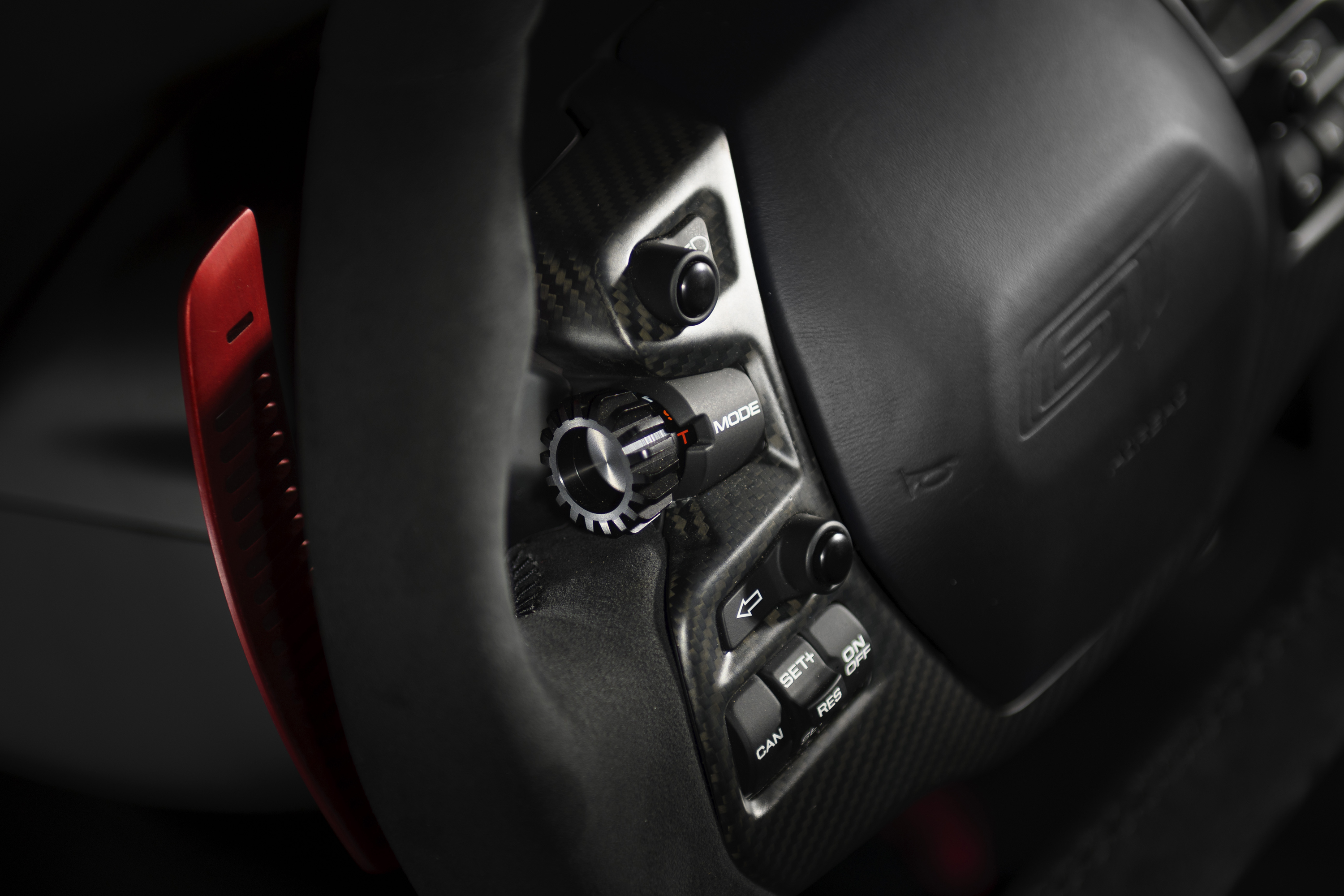New Ford GT Competition Series Paddle Shifter