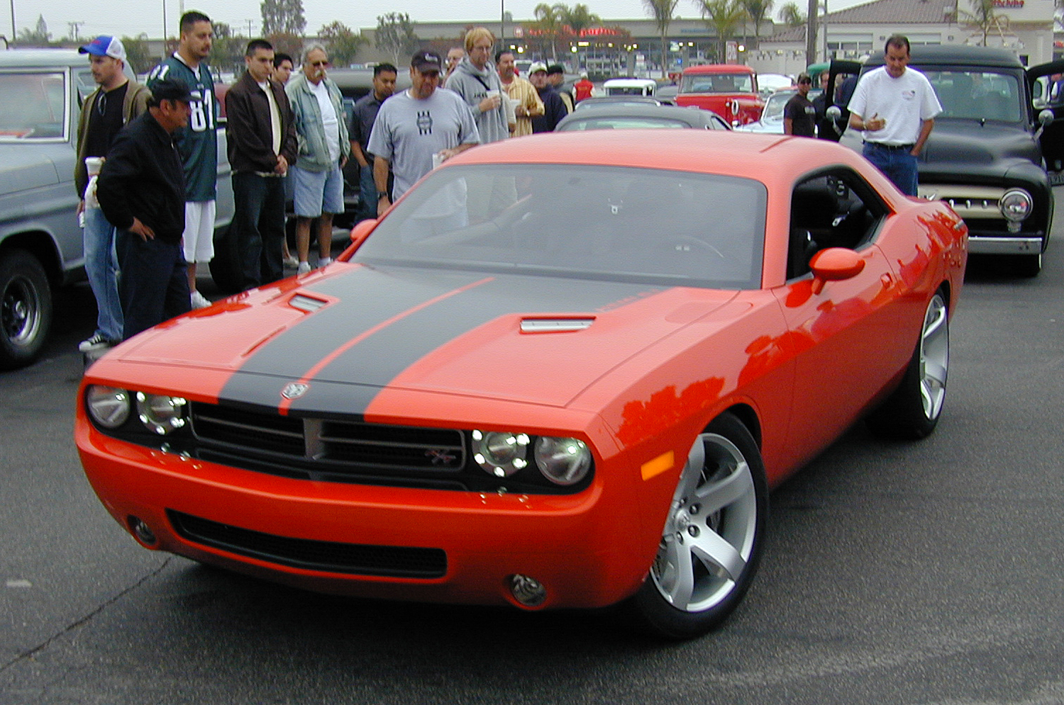 Dodge Challenger Concept Car