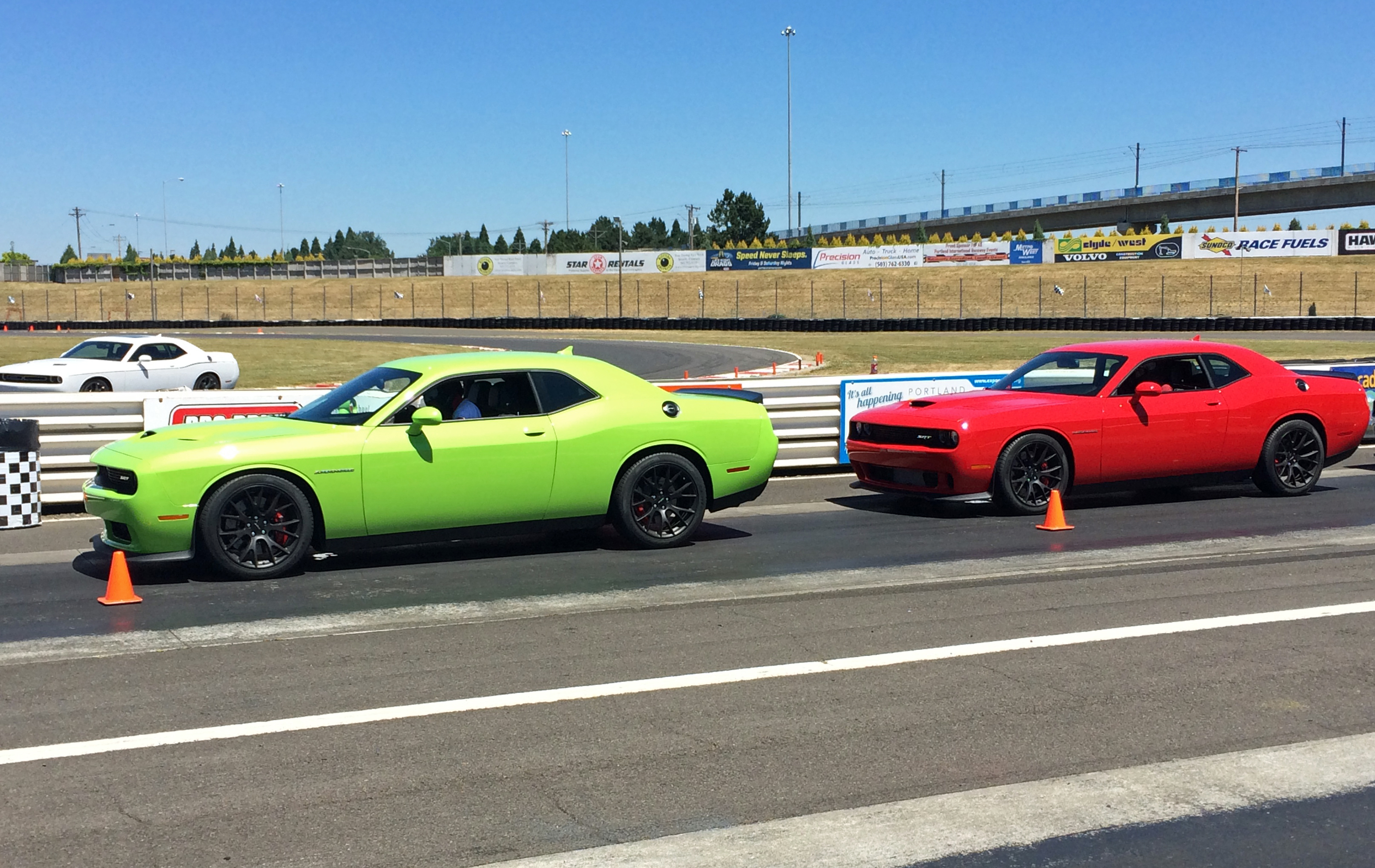 Dodge Challenger Hellcat Press Intro